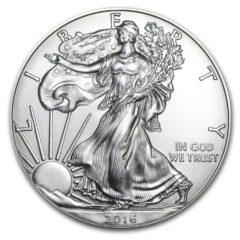 2016 1oz Silver Eagle