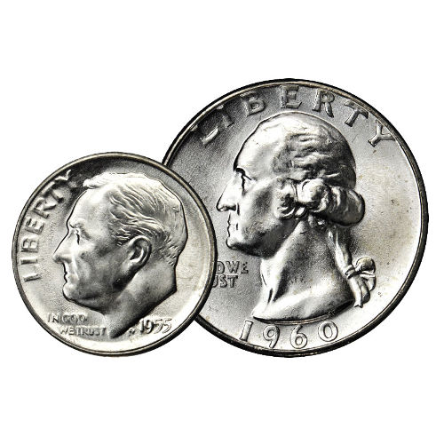 Silver | Mid America Coins