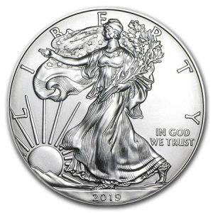 2019 American Silver Eagle – Preorder