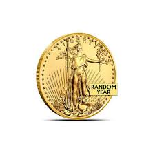 2021 1/10oz gold eagle