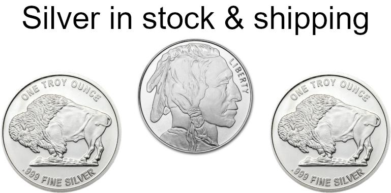 buffalo design silver coins